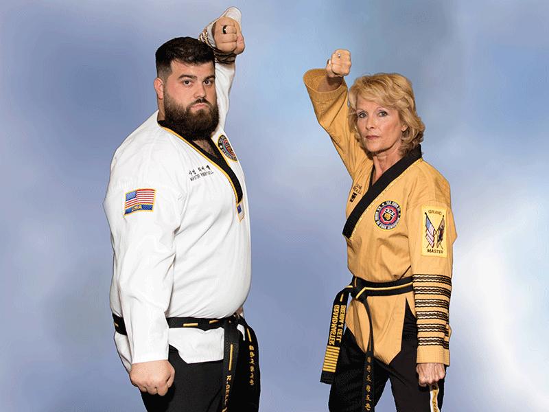 A2, Sell Team Academy of Taekwondo Lakeland, FL