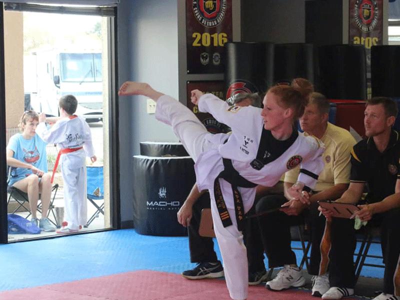 A4, Sell Team Academy of Taekwondo Lakeland, FL