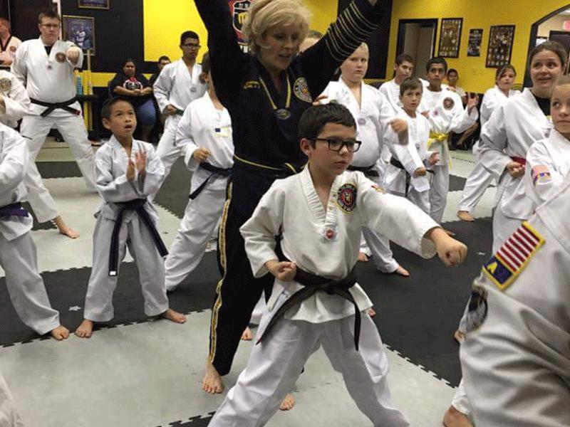 K1, Sell Team Academy of Taekwondo Lakeland, FL