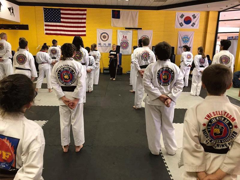 K3, Sell Team Academy of Taekwondo Lakeland, FL