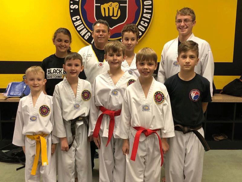 K4, Sell Team Academy of Taekwondo Lakeland, FL